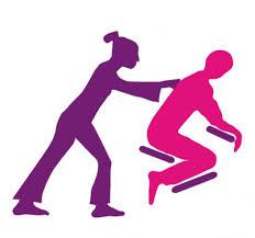 massage amma assis en entreprise paris région parisienne logo