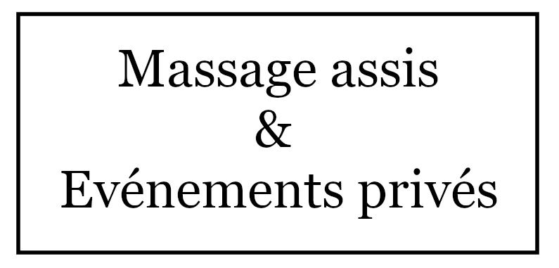 massage amma asssis evenements privés
